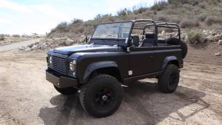 ICON D90 Land Rover LS3 V8