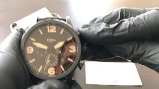 reloj FOSSIL JR1356 - UNBOXING FOSSIL Watch JR1356 (Regaloj)