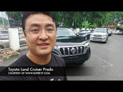 EvoMalaysia com   2017 Toyota Land Cruiser Prado Full In Depth Review