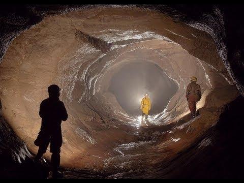 LA CUEVA MAS PROFUNDA DEL MUNDO. Voronya Cave