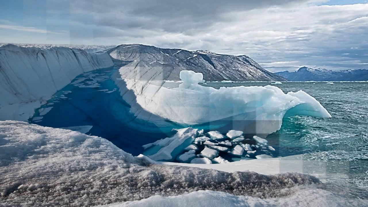 Гренландия -удивительно красивый остров