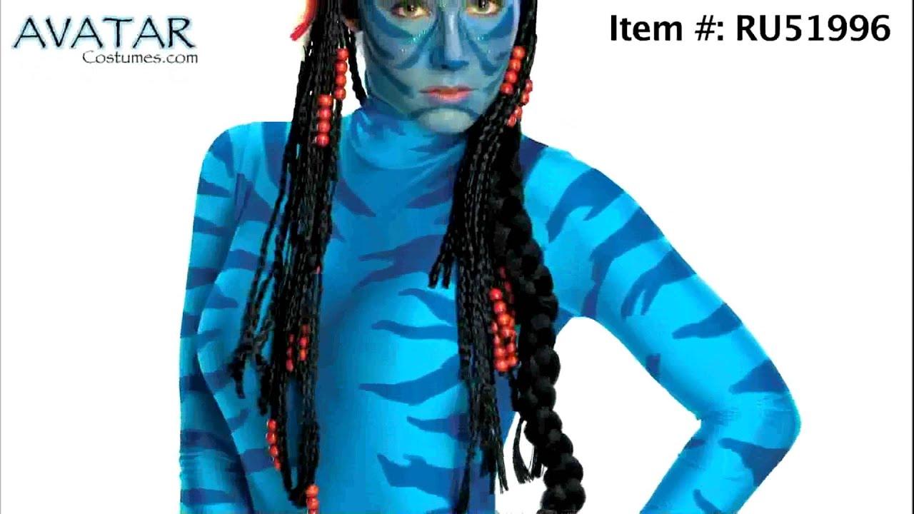 Hot avatar women halloween costume consider, that