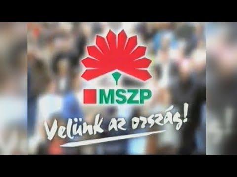 Az MSZP-SZDSZ koalíció végnapjai - Tegnapi történelem (2018-02-19) - ECHO TV