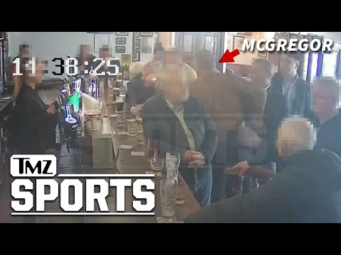 Clint August - Why Did Conor McGregor Punch This Older Fellow In The Head At A Bar???