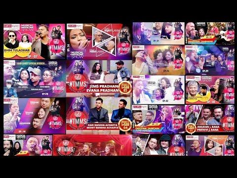 #The Musical Medicine Show   Farkera Herda   Special Episode   Deepak Bajracharya