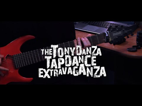 The Tony Danza Tapdance Extravaganza - The Alpha The Omega (GUITAR COVER)