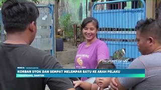 Ibu Rumah Tangga Di Tangerang Jadi Korban Eksibisionis