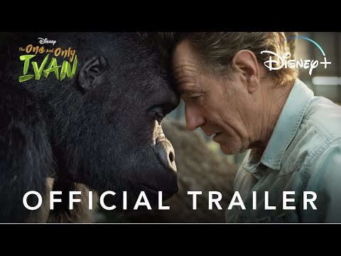 Bryan Cranston protagoniza el encantador tráiler de The One and Only Ivan