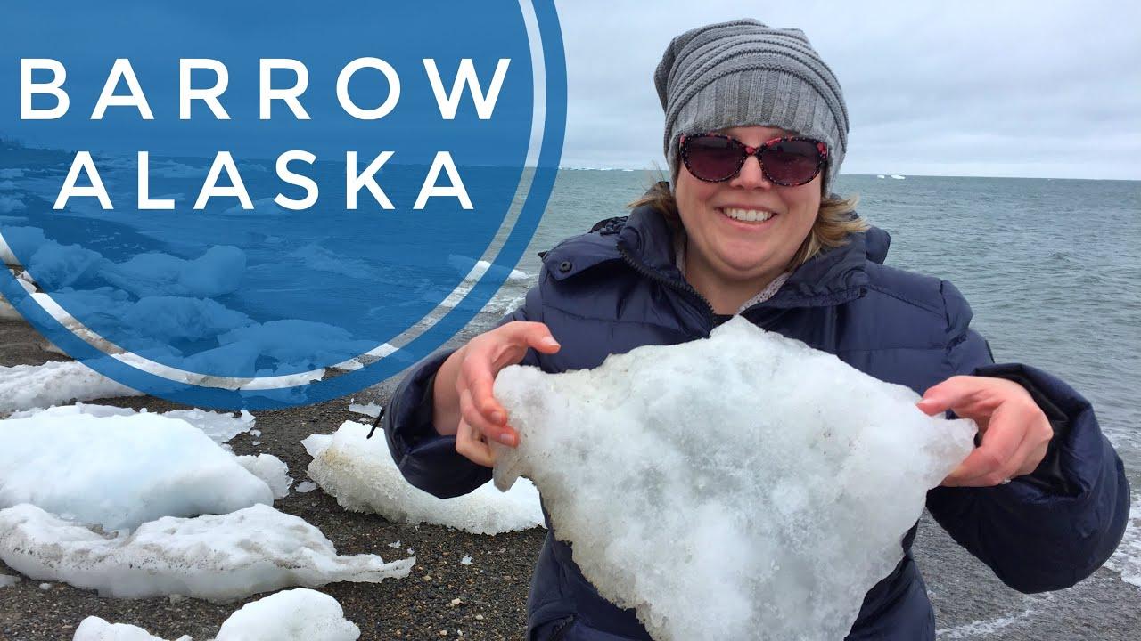 Download Local's Tour of Barrow, Alaska ~ Food, History, Healthcare & Football