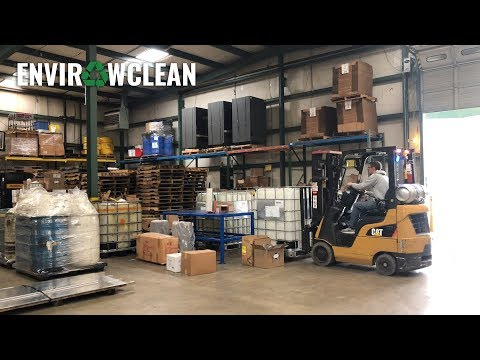 Waste Oil Recycling | Envirowclean