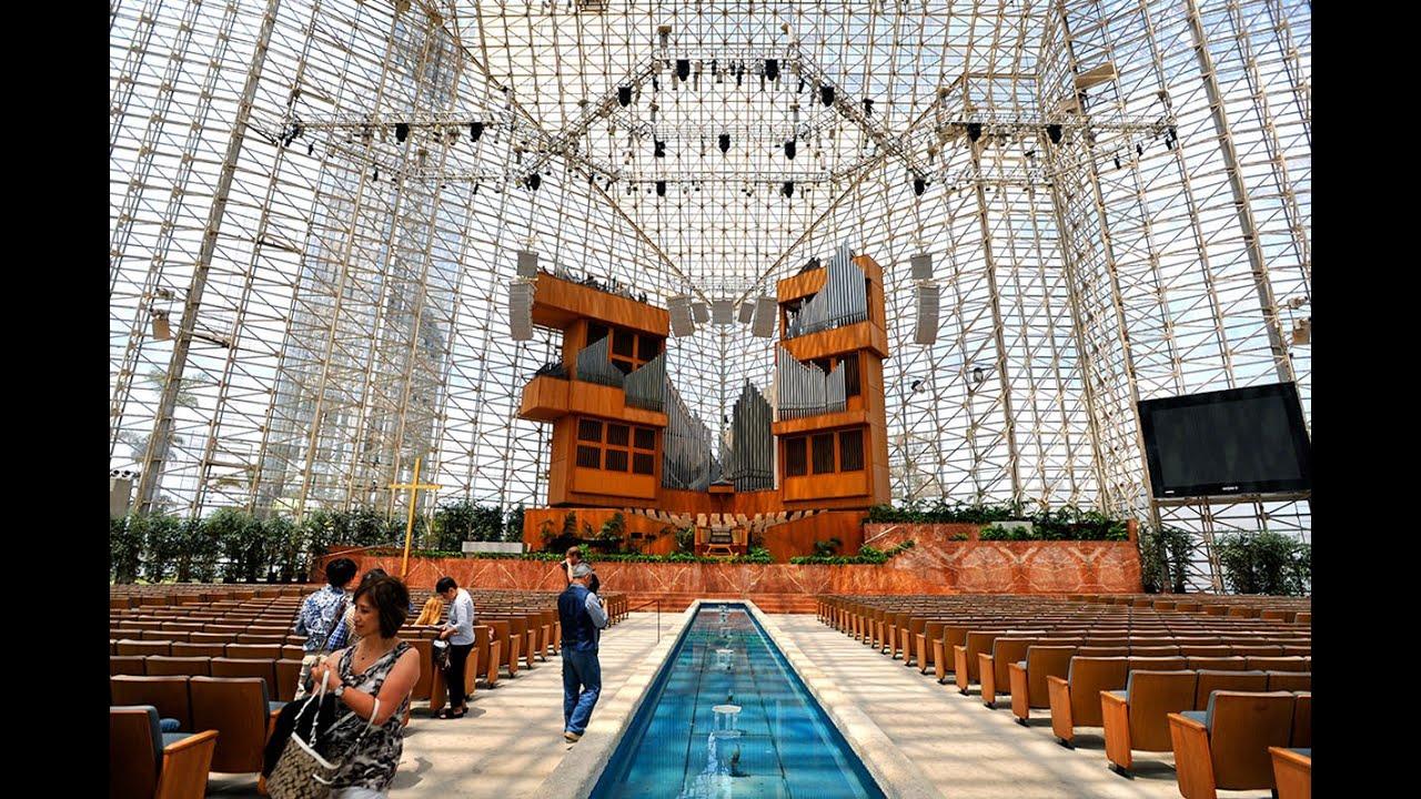 Crystal cathedral garden grove california youtube - Where is garden grove california ...