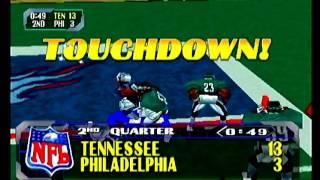 NFL Blitz 2000 - Gameplay