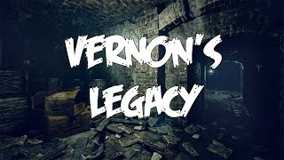 Vernon's LegacyНаследие Вернона Full game(horror,story full game)