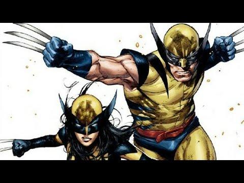 SJW Marvel GENERATIONS- Wolverines Read Like Fanfic Written By X-23