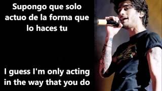 Zayn Malik - Hotel Ceiling (lyrics + sub español)