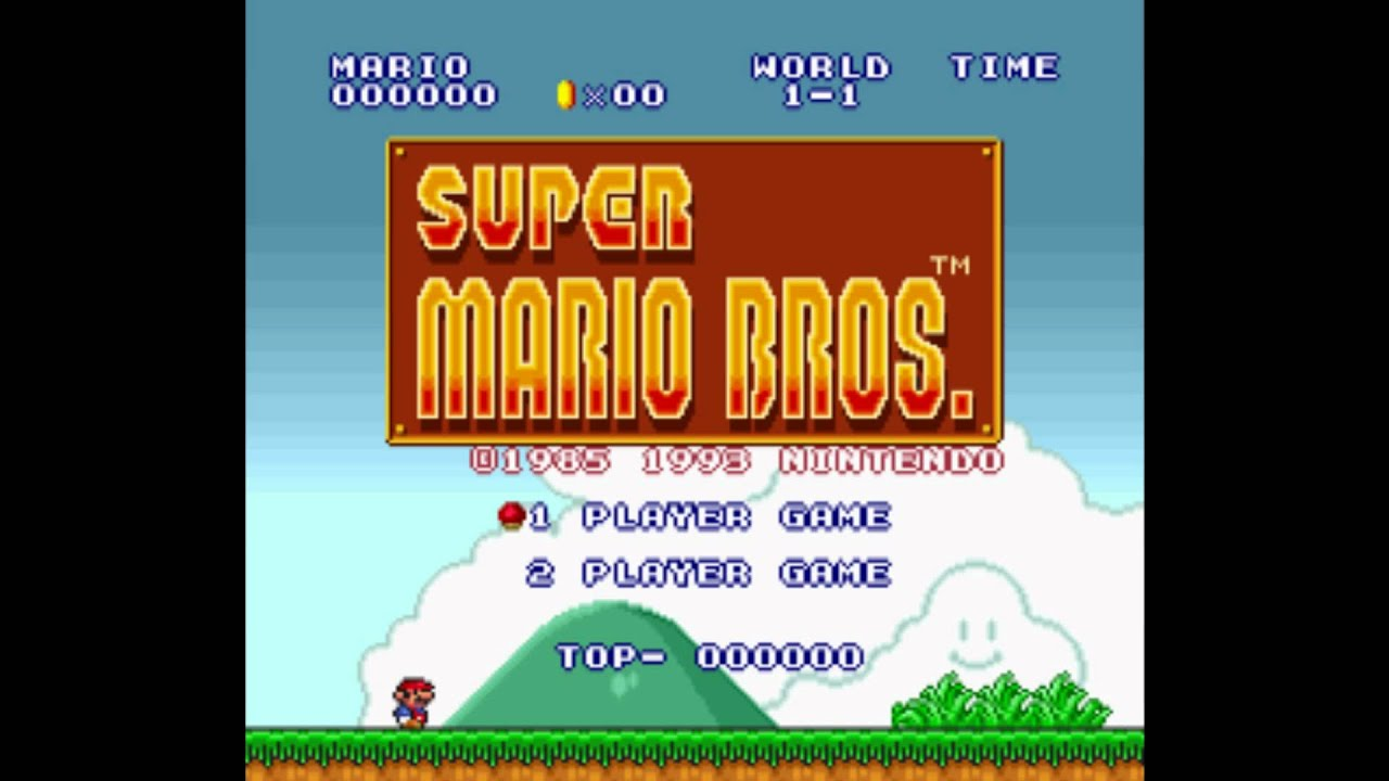 Super Mario All-Stars OST (SNES & Wii) - Overworld (Super Mario Bros. and  Lost Levels) - YouTube