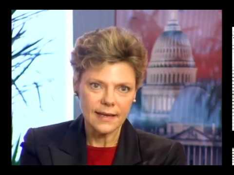 Cokie Roberts' Life of Cancer Advocacy - NCCS Rays of Hope 2006