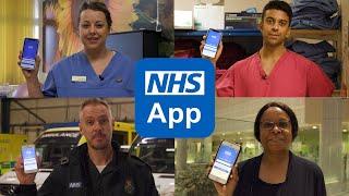 Why I use the NHS App | NHS Digital
