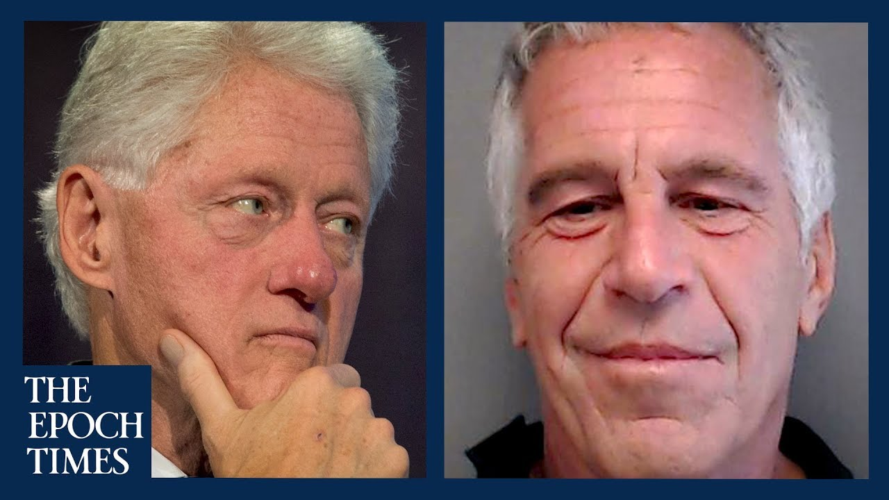 The Epoch Times Jeffrey Epstein's Ties to Bill Clinton