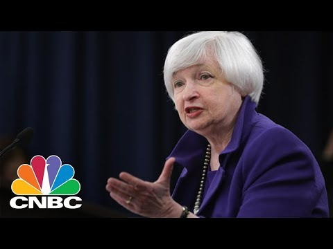 Janet Yellen: Federal Reserve Is Not Seriously Considering A Digital Currency At This Time | CNBC