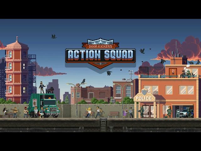 Door Kickers: Action Squad 3-Star Walkthrough Chapter 3 (XB1/PS4)