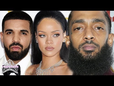 Celebrities react to Nipsey Hussle&39;s passing Rihanna Drake etc  Nipsey Tribute
