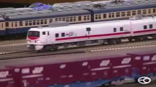 2019八王子市コニカミノルタサイエンスドームHOゲージ鉄道模型運転会(12月)