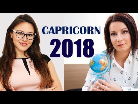 CAPRICORN 2018. START of a NEW LIFE! GREAT AUTHORITY, Coming into POWER! Material MANIFESTATIONS!