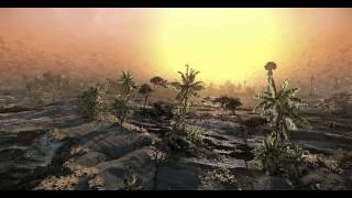 CRYENGINE █ Level Design - Island