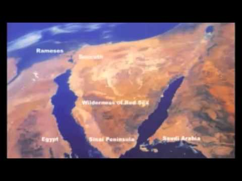 Part 1|Red Sea- proof of the supernatural