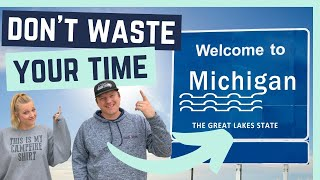 DON'T WASTE YOUR TÏME IN THE UPPER PENINSULA! || 9 MUST SEE U.P. LOCATIONS