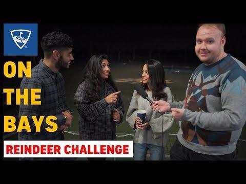 On The Bays: Reindeer Challenge