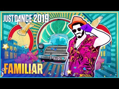 Just Dance 2019: Familiar by Liam Payne & J Balvin | Official Track Gameplay [US]