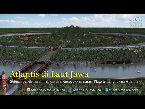 Atlantis di Laut Jawa