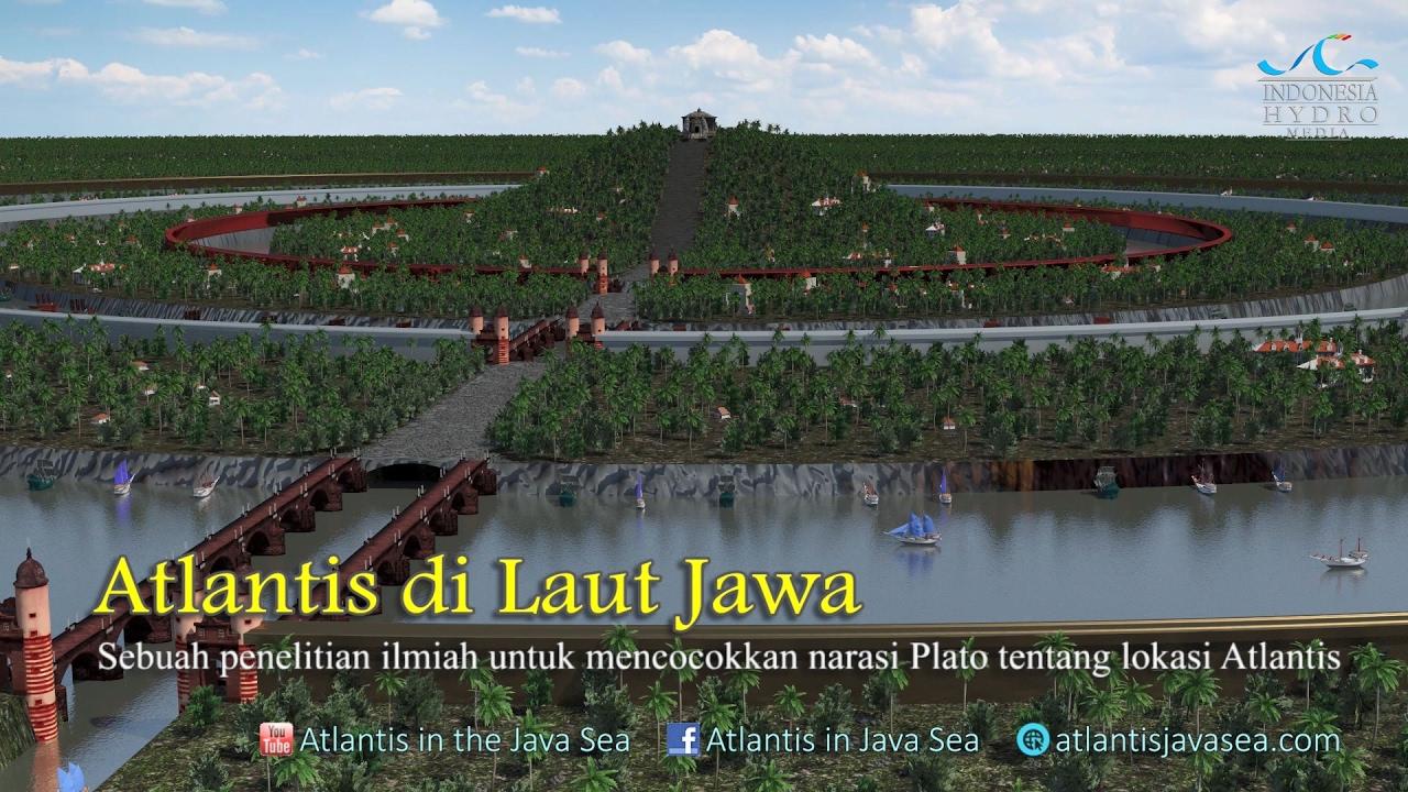 Atlantis di Laut Jawa: Sundalandia