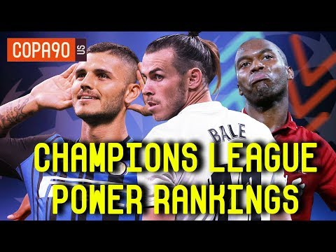 Who's The Best Team in Europe?   Champions League Power Rankings