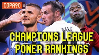 Who's The Best Team in Europe? | Champions League Power Rankings