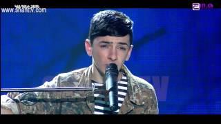 X-Factor4 Armenia-Gala Show 3-Yuri Adamyan/Martiki ergy-05.03.2017