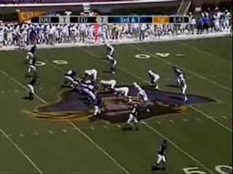 ECU Pirates Football 2005