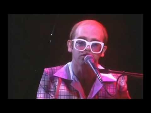 Elton John - Solo - Edinburgh (1976) (Radio FM Recording)