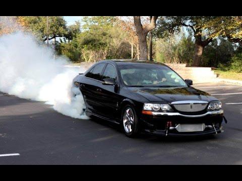 Brutal Lincoln LS V8 Exhaust Sound Compilation