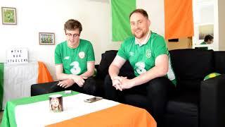 Ireland draw Denmark in the Play-Offs!