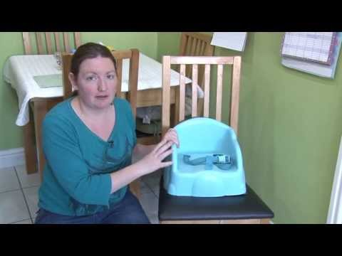Safety First Basic Booster Seat – Customer Review Video | Naomi BabySecurity