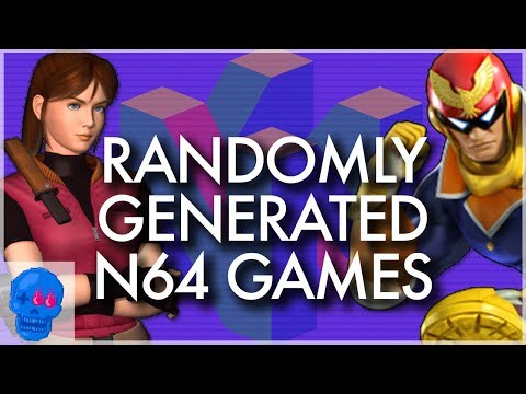 Randomly Generated N64 Games | Punching Weight [SSFF]