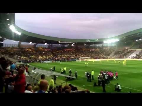 FC Nantes leur chant !!!!