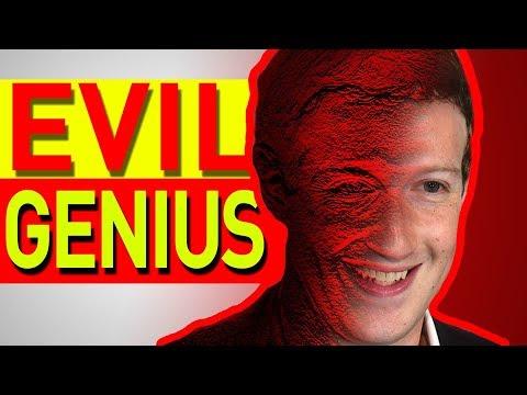 The Evil Genius of Mark Zuccerberg