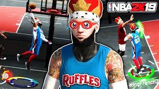 BEST PURE SHARP IS KING OF THE 1v1 COURT AT PARK 😇 NBA 2K19