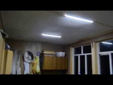 Автономное освещение на LED-диодах 12В дач,гаражей,пасек.