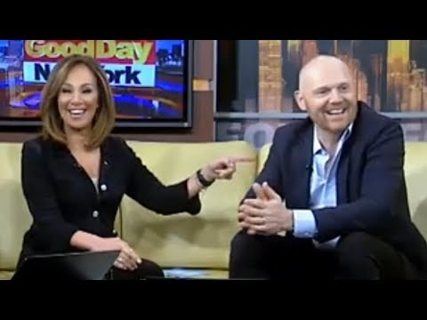Bill Burr Makes The Hosts On GoodDay NY Uncomfortable