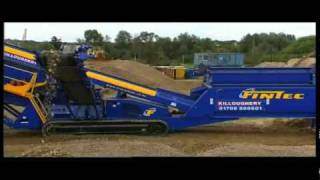 Video still for Extec Fintec 570 Aggregate